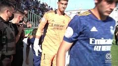 Primera RFEF (J9): Resumen y goles del At. Sanluqueño 3-1 Real Madrid Castilla