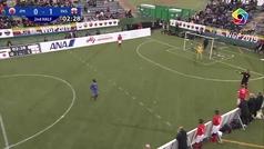 El mejor gol del Mundial de ciegos: sale desde su área... ¡y la clava en la escuadra!