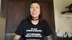 Fani, la defensora de las 'gallinas violadas', reconoce que es trabajadora sexual