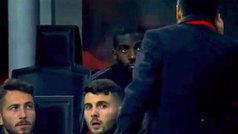 "Bakayoko manda ""a la mierda"" a Gattuso en el Milan-Bolonia"