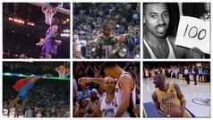 Si te gusta la NBA debes ver este vídeo: Lo mejor de su historia en cinco minutos