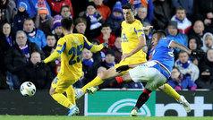 Europa League (Grupo G): Resumen y goles del Rangers 2-0 Oporto
