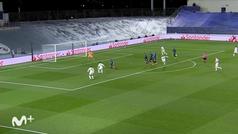 Gol de Asensio (3-1) en el Real Madrid 3-1 Atalanta