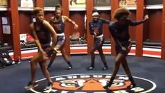 El mejor baile visto en el deporte con el reto del #InMyFeelingsChallenge