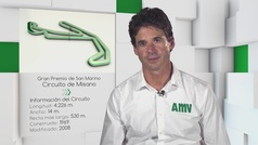 Crivillé analiza las claves Gran Premio de San Marino