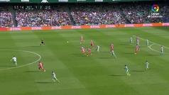 J20 Betis 3-Girona 2. Gol 2-2 Loren