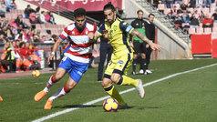 LaLiga 123 (J13): Resumen del Granada 0-0 Numancia