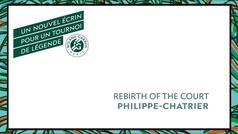 La nueva Philippe Chatrier ya es una realidad en tan sólo 10 meses