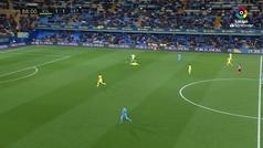 Gol de oro: Gol de Ángel (1-2) en el Villarreal 1-2 Getafe