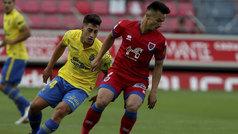LaLiga 123 (J42): Resumen y goles del Numancia 1-1 Las Palmas