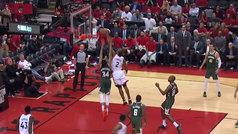 ¡Colisión de estrellas en el firmamento NBA! Kawhi resiste a Antetokounmpo