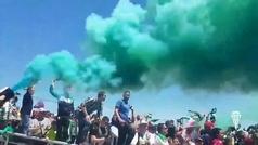 El Córdoba combate el efecto de los 'viernes futboleros'