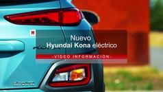 Llegó el Hyundai Kona eléctrico