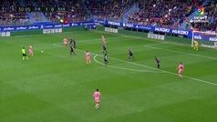 Gol de Messi (1-1) en el Eibar 2-2 Barcelona