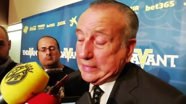 """El recado de Roig al Atlético: """"Hay quien nos pidió mucha ayuda y luego se olvida"""""""