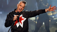 Robbie Williams estrena video grabado en la CDMX