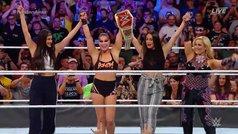 Ronda Rousey hace historia en el deporte y gana su primer título de la WWE