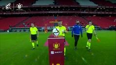 Copa del Rey (semis, ida): Resumen y goles del Athletic 1-1 Levante
