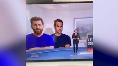 El tremendo error de una TV francesa con una imagen de Messi