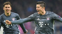 Champions League (J6): Resumen y goles del Ajax 3-3 Bayern de Múnich