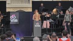 Así fue la presentación del Giro de Italia