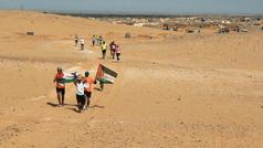 El Maratón del Sáhara busca mejorar la vida de los refugiados saharauis