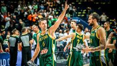 Lituania se clasifica para el Mundial... ¡con este triplazo de Kalnietis!