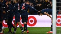 Ligue 1 (J24): Resumen y gol del PSG 1-0 Girondins