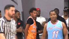 El partido sin seguridad por el que la NBA podría multar a una de sus estrellas