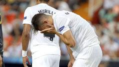 Champions League (J1): Resumen y goles del Valencia 0-2 Juventus