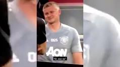 """Graban a Solskjær hablando del fichaje de Jadon Sancho por el United: """"Quieren más dinero"""""""
