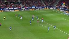 Gol de oro: Gol de Thomas (1-1) en el Atlético 3-2 Athletic