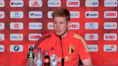 De Bruyne explica cómo fue el día después del City tras perder la final de la Champions