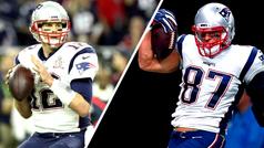 El épico llamado de Brady a Gronkowski para su nueva aventura en Tampa Bay