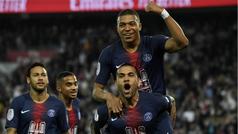 Mbappé da el título de liga al PSG con un genial 'hat-trick' (3-1) ante el Mónaco