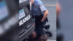 LeBron James, indignado por la muerte de George Floyd sometido brutalmente por un policía
