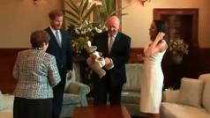 Primeros regalos para el bebé de Meghan Markle y el príncipe Harry