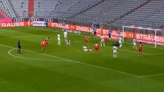 Los goles del Bayern Munich 1-1 Unión Berlín