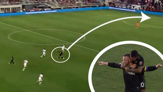 ¡Ya es oficial! Wayne Rooney será jugador-técnico del Derby County