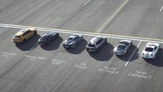 El Kia EV6 se mide a los coches más rápidos del mundo