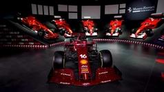 Ferrari recupera el color burdeos para su carrera 1000 en F1