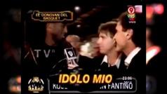 Maradona era uno de los ídolos del también fallecido Kobe Bryant