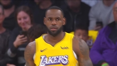 Lakers 125-103 Wizards