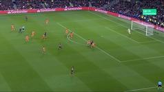 Gol de Coutinho (2-0) en el Barcelona 5-1 Lyon
