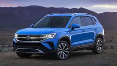 Volkswagen Taos: el 'primo' americano del Tiguan