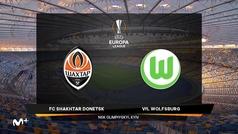 Europa League (octavos, ida): Resumen y goles del Shakhtar 3-0 Wolfsburgo