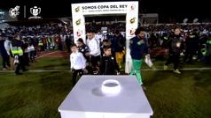 MX: Copa del Rey: Resumen y goles del Unionistas 1-3 Real Madrid