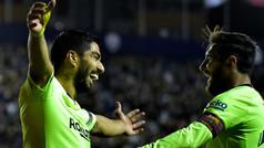 LaLiga (J16): Resumen y goles del Levante 0-5 Barcelona