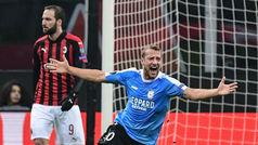 Europa League (J5): Resumen y gol del AC Milan 5-2 Dudelange