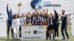 El Levante gana la Copa Campeonas